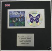 BEWITCHED - CD Album Award - AWAKE AND BREATHE